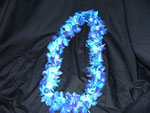 Bom Royal Blue Orchids - Leis